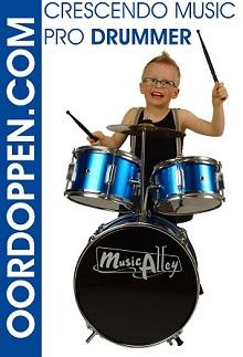 Beste Oordoppen voor Drummer Crescendo Music PRO Drummers Slagwerker Oordopjes Muzikant universele Gehoorbescherming