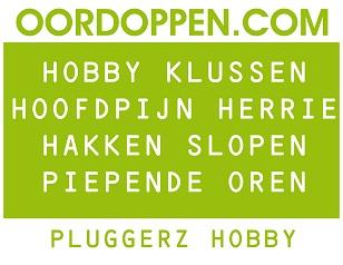 Oordoppen.com Pluggerz Hobby Oordopjes - Klussen Hakken Slopen Boren Slijpen Piepende Oren Oorpijn Vuil Geluid Lawaai Herrie Stoppers
