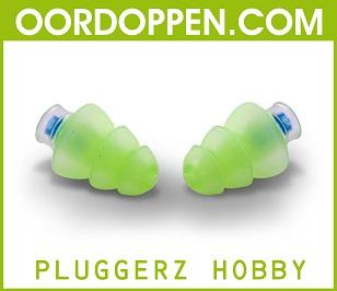 Pluggerz Hobby op Oordoppen.com - Oordopjes Klussen - Herrie Stoppers - Hakken Slopen Boren Slijpen Hoofdpijn Piepende oren Oorsuizen