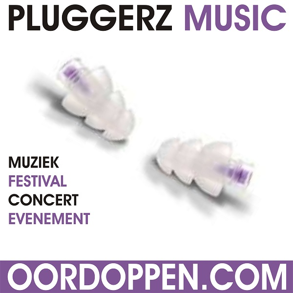 Pluggerz Music op Oordoppen.com - Oordopjes Festival bezoeker - Beter dan Herrie Stoppers Kruidvat - Evenement Concert
