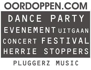 Oordoppen.com Pluggerz Music Oordopjes voor Concert Repetitie Oefenruimte Optreden Uitgaan Festival Evenement