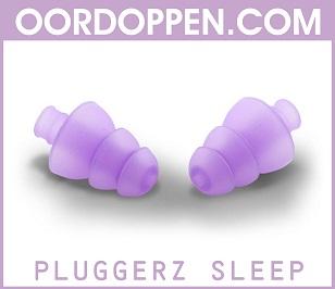 Pluggerz Sleep op Oordoppen.com - Oordopjes Beter dan Kruidvat Herrie Stoppers - Nachtrust - Concentratie - Snurken - Vogels - Verkeerslawaai - Buren