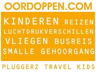 Oordoppen.com - Pluggerz Travel Kids Oordopjes Kinderen Vliegtuig Landen Kind Oorpijn Luchtdrukverschillen Gehoorbescherming Treinreis Stijgen Camperen Camping Tent